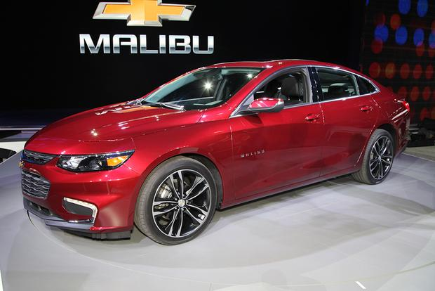 2016 Chevrolet Malibu: New York Auto Show featured image large thumb0
