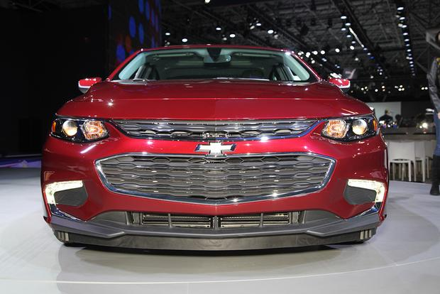 2016 Chevrolet Malibu: New York Auto Show featured image large thumb1