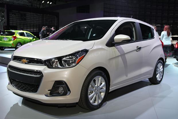 2016 Chevrolet Spark New York Auto Show Featured Image Large Thumb0