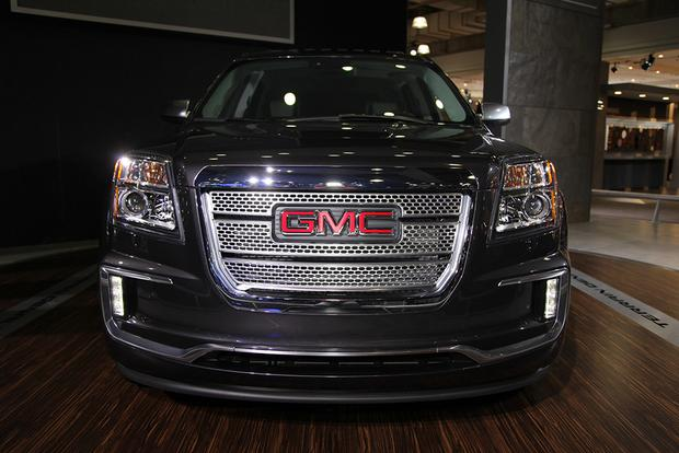 2016 GMC Terrain: New York Auto Show featured image large thumb0