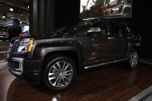 2016 GMC Terrain: New York Auto Show featured image large thumb1