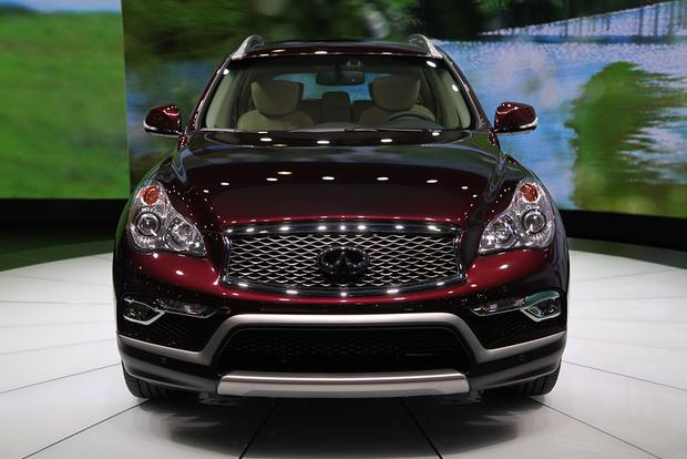 2016 Infiniti QX50: New York Auto Show featured image large thumb1