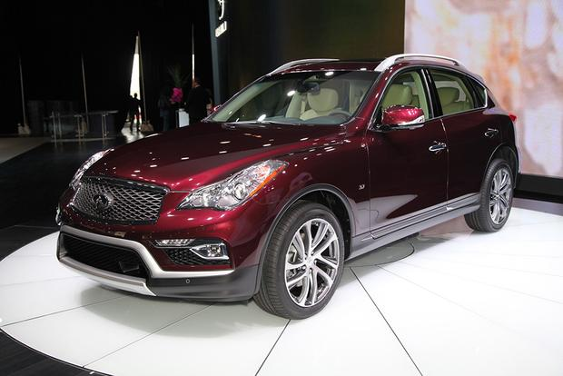 qx50 quality review release date price and specs 2018 infiniti qx50