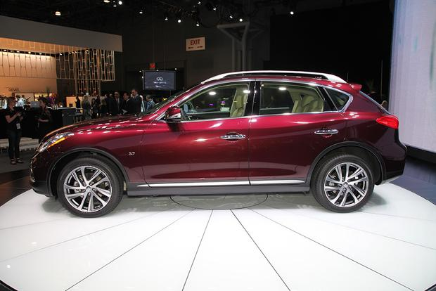 2016 Infiniti QX50: New York Auto Show featured image large thumb2