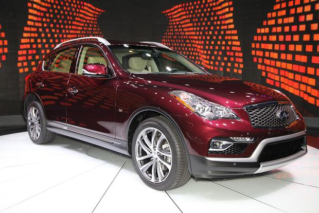 2016 Infiniti QX50: New York Auto Show featured image large thumb7