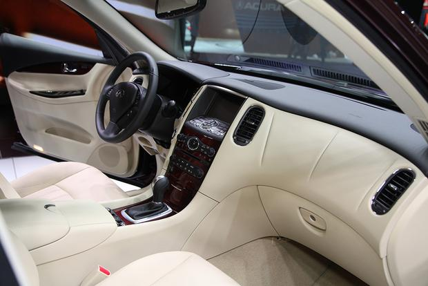 2016 Infiniti QX50: New York Auto Show featured image large thumb9
