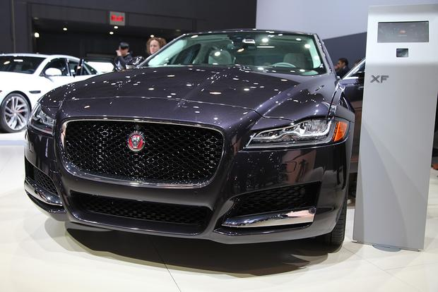 2016 Jaguar XF: New York Auto Show featured image large thumb14