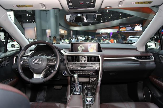 2016 Lexus RX: New York Auto Show featured image large thumb11