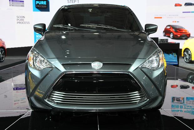 2016 Scion iA: New York Auto Show featured image large thumb1