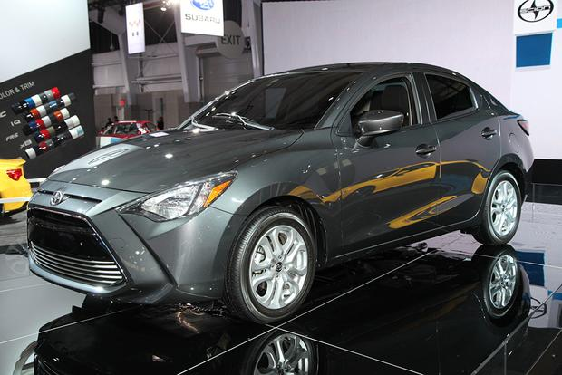 2016 Scion iA: New York Auto Show featured image large thumb0