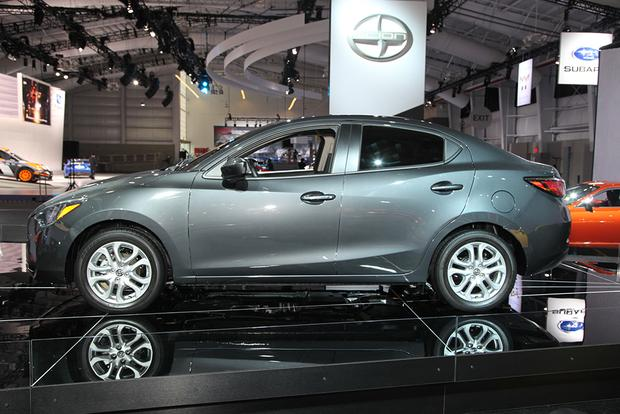 2016 Scion iA: New York Auto Show featured image large thumb2
