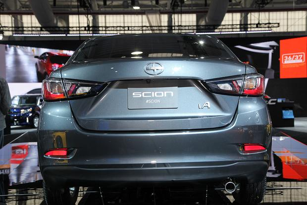 2016 Scion iA: New York Auto Show featured image large thumb4