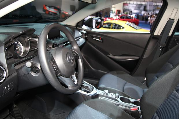 2016 Scion iA: New York Auto Show featured image large thumb6