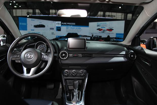 2016 Scion iA: New York Auto Show featured image large thumb8