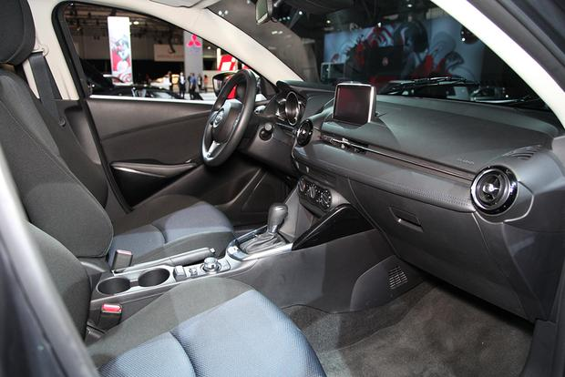 2016 Scion iA: New York Auto Show featured image large thumb10