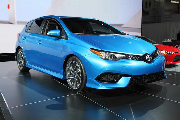 2016 Scion iM: New York Auto Show featured image large thumb0