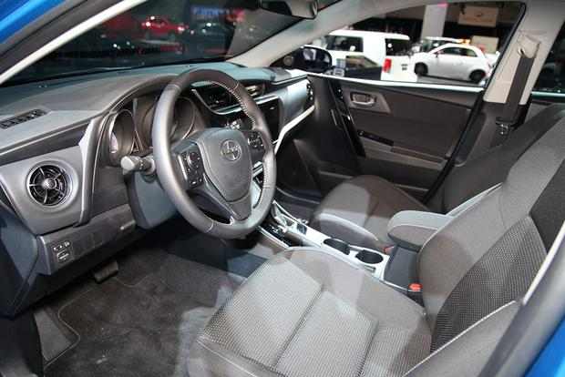 2016 Scion iM: New York Auto Show featured image large thumb5