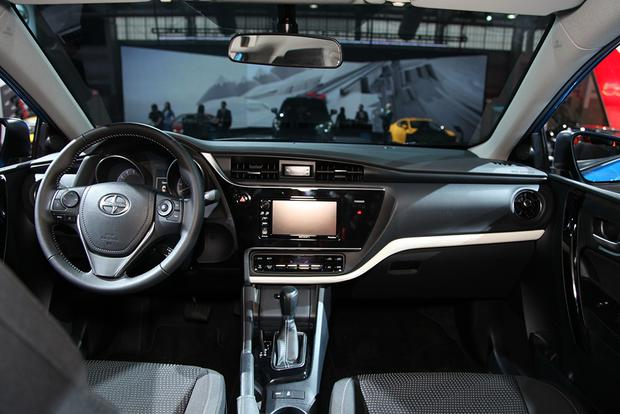 2016 Scion iM: New York Auto Show featured image large thumb8