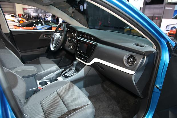 2016 Scion iM: New York Auto Show featured image large thumb9