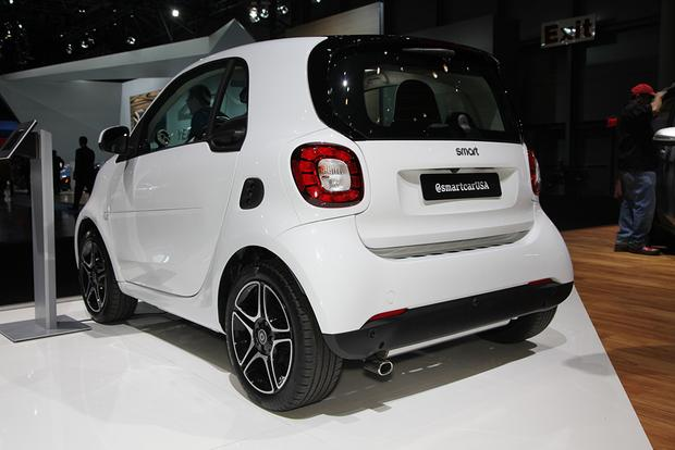 2016 smart fortwo: New York Auto Show - Autotrader