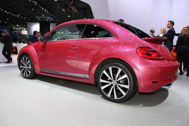 Volkswagen Beetle Special-Edition Concept Cars: New York Auto Show featured image large thumb1