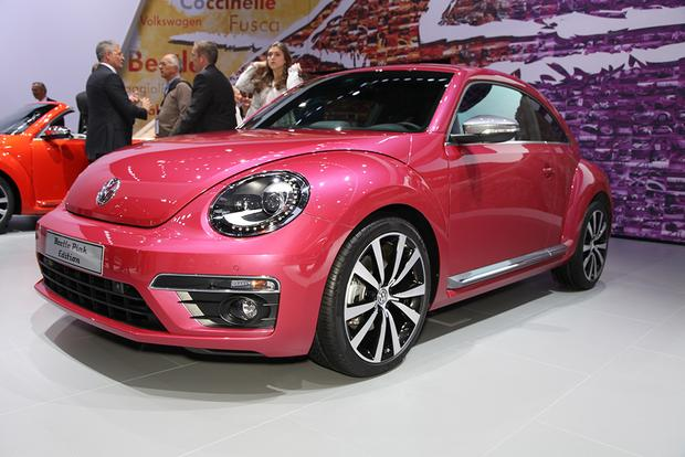 Volkswagen Beetle Special-Edition Concept Cars: New York Auto Show featured image large thumb4
