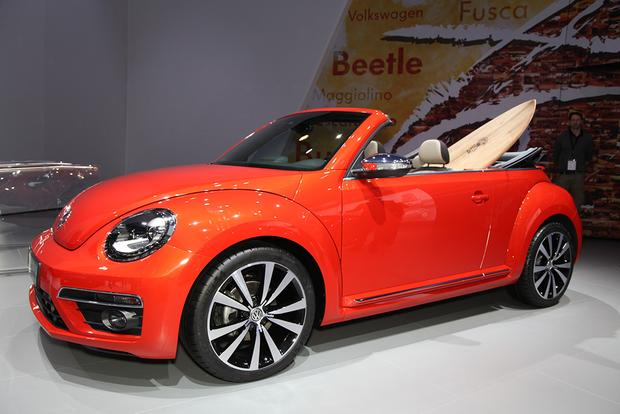 Volkswagen Beetle Special-Edition Concept Cars: New York Auto Show featured image large thumb9