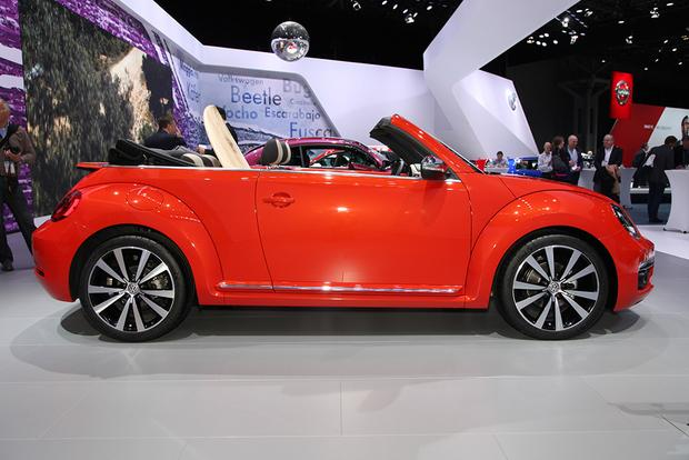 Volkswagen Beetle Special-Edition Concept Cars: New York Auto Show featured image large thumb10