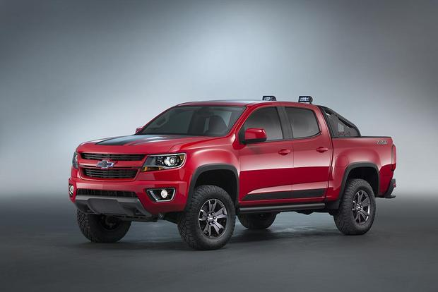Chevrolet Colorado Z71 Trail Boss 3.0 Concept: SEMA Show featured image large thumb0