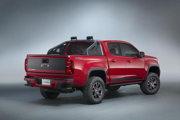 Chevrolet Colorado Z71 Trail Boss 3.0 Concept: SEMA Show featured image large thumb1