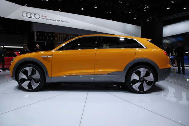 Audi h-tron quattro Concept: Detroit Auto Show featured image large thumb2