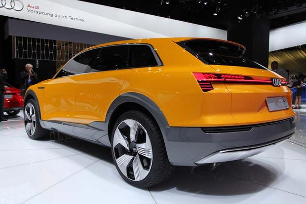 Audi h-tron quattro Concept: Detroit Auto Show featured image large thumb3