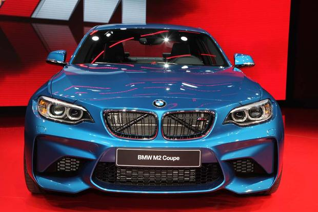 2016 BMW M2 and 2016 BMW X4 M40i: Detroit Auto Show