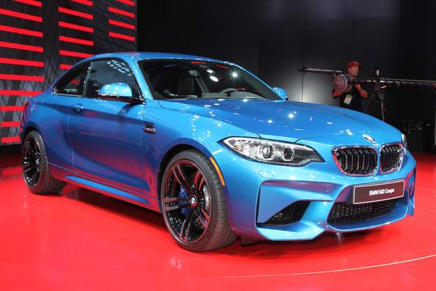 2016 BMW M2 and 2016 BMW X4 M40i: Detroit Auto Show featured image large thumb1