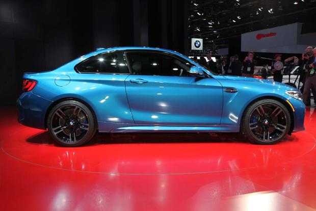 2016 BMW M2 and 2016 BMW X4 M40i: Detroit Auto Show featured image large thumb2