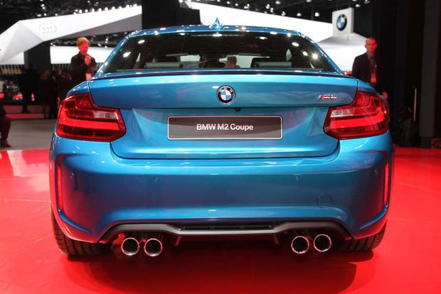 2016 BMW M2 and 2016 BMW X4 M40i: Detroit Auto Show featured image large thumb3