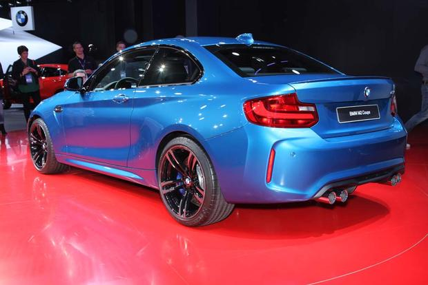 2016 BMW M2 and 2016 BMW X4 M40i: Detroit Auto Show featured image large thumb4