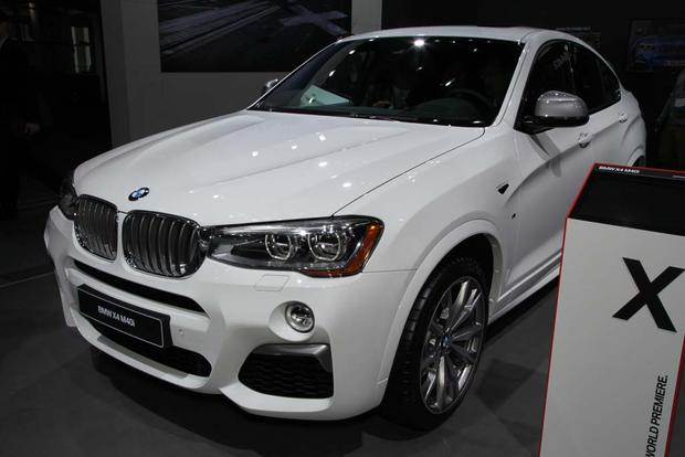 2016 BMW M2 and 2016 BMW X4 M40i: Detroit Auto Show featured image large thumb5