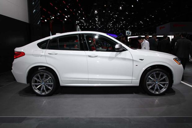 2016 BMW M2 and 2016 BMW X4 M40i: Detroit Auto Show featured image large thumb6