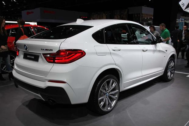 2016 BMW M2 and 2016 BMW X4 M40i: Detroit Auto Show featured image large thumb7
