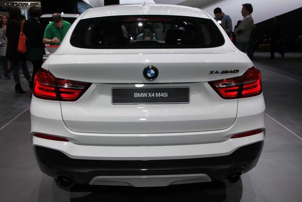 2016 BMW M2 and 2016 BMW X4 M40i: Detroit Auto Show featured image large thumb8