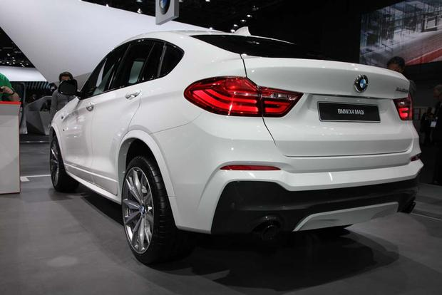 2016 BMW M2 and 2016 BMW X4 M40i: Detroit Auto Show featured image large thumb9