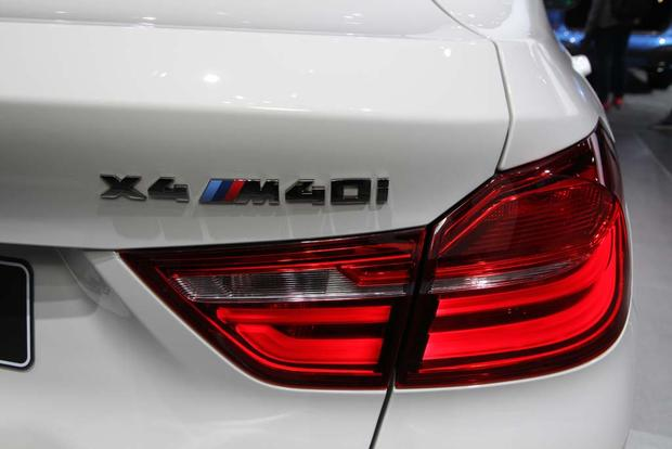 2016 BMW M2 and 2016 BMW X4 M40i: Detroit Auto Show featured image large thumb14
