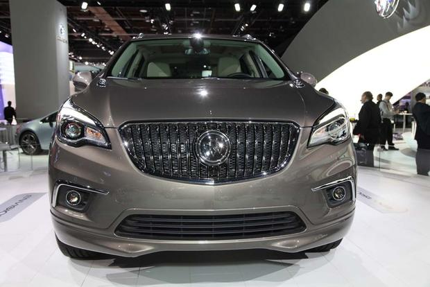 2016 Buick Envision: Detroit Auto Show featured image large thumb1