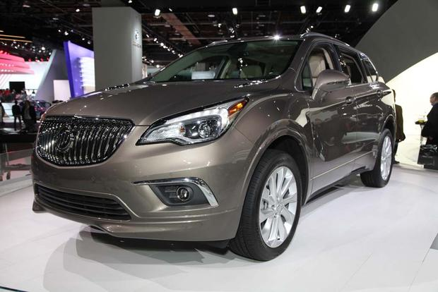 2016 Buick Envision: Detroit Auto Show featured image large thumb0