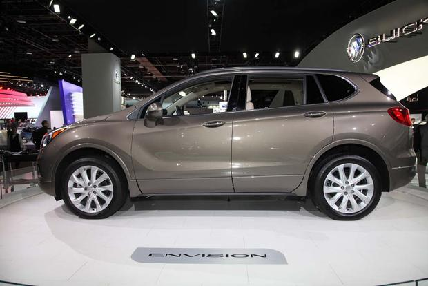 2016 Buick Envision: Detroit Auto Show featured image large thumb2