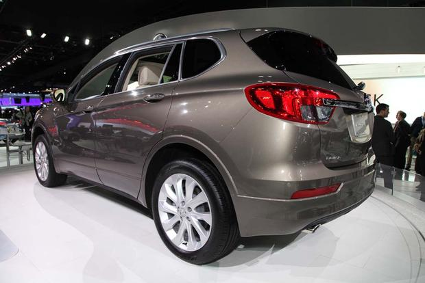 2016 Buick Envision: Detroit Auto Show featured image large thumb4