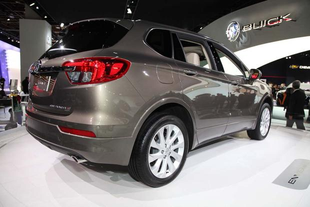 2016 Buick Envision: Detroit Auto Show featured image large thumb6