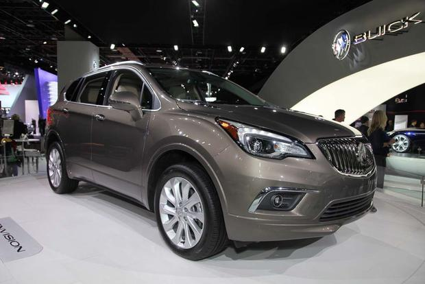 2016 Buick Envision: Detroit Auto Show featured image large thumb8