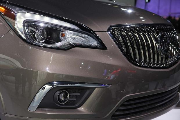 2016 Buick Envision: Detroit Auto Show featured image large thumb10
